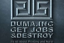 Duma.inc Studio / Get Jobs and Destroy
