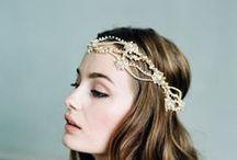 Wedding head bands