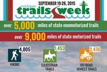 A Summer of Activity / Events and fun from Michigan's great outdoors!