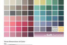 **Soft Summer Color Palette 1