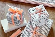 Wrapping & packages