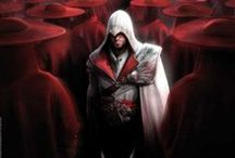⚫ Assassin's Creed II- Ezio ⚫ / ❤ Assassin's Creed 2.. We always love you Ezio ❤