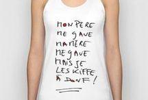 Top - T Shirt / T-Shirt sans manche