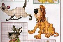 borduren dieren