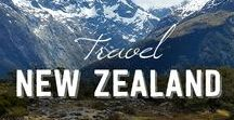 Travel - New Zealand / Be inspired by this board on travel to New Zealand. Learn the best places to see like Milford Sounds, Tongariro Crossing, Bay of Islands, Mount Cook and Abel Tasman. Take a drive and you'll be treated to completely different scenery along the way.