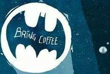 Caffeination / Forget snake oil, COFFEE is the ELIXIR of LIFE. So is CAFE.