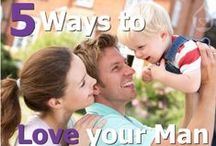 Marriage Stuff / Because nothing is more important to your kids than your marriage.