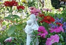 Mary, Mary Mary! / For our Heavenly Mother! Inspiration for a Mary Garden and all beautiful and edible growing things!