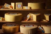 Classic Cheese / Absolute essentials for tasting the good life every day, these flavors are crafted to grace our own tables and be shared with knowing friends. Each one springs from the unique Wisconsin terroir of climate, water and soil that produces the world's best cheese.
