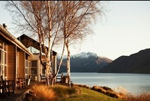 Whare Kea Lodge / A luxury lodge nestled beside Lake Wanaka.  With 2 Master Suites and 4 Deluxe Rooms - Whare Kea Lodge offers a private retreat, with world-class cuisine, accommodation and service.