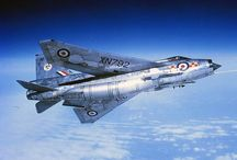 Planes / Great jets and piston engined aircraft, from Spitfire to Lightning.