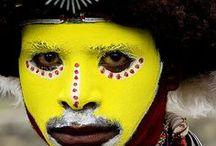 tribal & ethnic