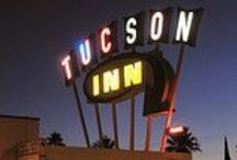 Tucson I Miss You. / Memories of my favorite city. U of A, class of 2001, BFA in conceptual art.  / by Jenny Ostroff