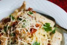 Pasta Recipes / What's more Italian than pasta? Sartori Cheese and pasta!
