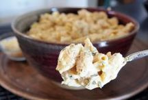 Mac N' Cheese / There's no comfort food quite like macaroni and cheese.