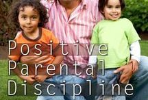 """Positive Discipline / Problem Solving and Redirection are a few ways parents and caregivers can teach children what """"not"""" to do in a positive way."""