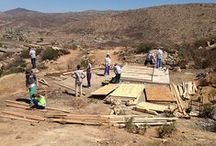 Mexico / Sign up with Mission Discovery to build a home for a family in need in Tecate, Mexico!  A mission trip is so much more than just a week of construction!!