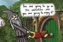 A Dash Of Tolkien