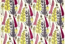 Jacqueline Groag Inspires / Jacqueline Groag Design Inspiration by Slow Textiles Group at Textiles Hub London, 2015