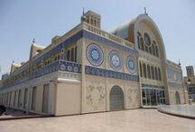 De rijkdommen van de Arabische kunst & cultuur / Wat zijn de schatten van de Arabische kunst & cultuur? Op dit bord pinnen wij alle interessante, diepzinnige Arabische kunst; wij pinnen indrukwekkende foto's van de Sharjah Heritage Village met haar vele musea; prachtige foto's van typisch Arabische architectuur; en verder alles waarvan wij denken dat het iets toevoegt aan onze gevoelens en ideeën bij en over Arabische kunst & cultuur #NHTV #3MTT