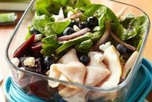 Lunch Recipes / Lunch recipes to make while battling Type-2 Diabetes and to prevent diabetes.