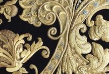 Slow Textiles Gold Festival / Every August the Slow Textiles Group hosts a Gold Festival in London and online