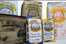 La Nostra Storia - Our History / La nostra è una terra che vive di storia e che ama conservare le proprie tradizioni, a cominciare da quelle dei mestieri più antichi. Come la produzione della farina nel nostro molino. Dal 1820 sulle tavole dei genovesi.
