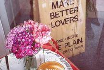 Kaffekjærlighet <3
