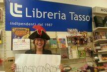#iostoconRosa / Tutti i sostenitori, i seguaci, gli amici e i simpatizzanti della campagna di crowdfunding per realizzare la mostra di Salvator Rosa al Museo Correale di Sorrento.