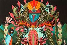 Bruno Novelli Inspires / Bruno Novelli Design Inspiration Edit by Slow Textiles Group, London, 2015