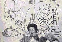 Peggy Guggenheim Style