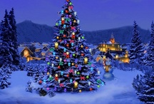 Christmas Lights in the Gatlinburg TN