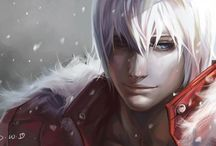 Dante: Son of Sparda / Just some things about one of my favourite hero (is he a hero? I'm not sure) Dante, son of Sparda
