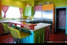 Kitchens / by Queen Haya