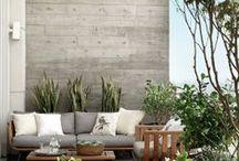 Rooms, gardens
