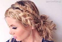Hair- braids