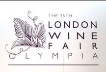 The London Wine Fair 2015/2016 / Ideas, inspirations and memories.