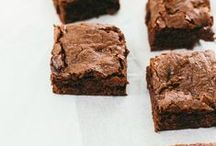 blondies + brownies / they say laughter's the best medicine. they lie. it's brownies.