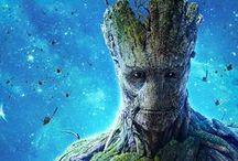 Groot / We are Groot.