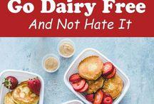 Dairy Free / How to go dairy free, dairy free dishes, eliminating dairy, dairy free