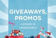 Giveaways | Promos | Contests and Sweepstakes / Giveaways | Promos | Contests and Sweepstakes Enter to WIN awesome prizes for you and your kids. Every month we give away toys, scooters and accessories to our fans and followers.
