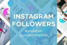 Instagram Followers @Yvolutionworld / Instagram Followers of @Yvolutionworld - A big thank you to all parents, mothers, fathers, grandparents, kids, toddlers, babies, ... thank you all. Remember to share your pictures with us using #yvolution and @yvolutionworld
