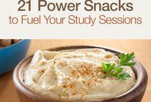 Brain Snacks / Snacks to boost brain power