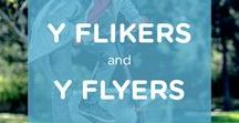 Y Flikers and Y Flyers | by Yvolution