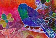 Kuvis: Eläimet: Linnut