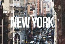 New York / by Hannah 🎀