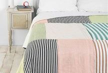 Textiles we covet / Bed linen we love from just about everywhere
