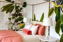 Inspiring Sleep Spaces / Bedrooms and Bedroom Decor we love.