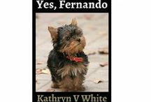 """Yes, Fernando / BE COOL! Gift an ebook instead of sending a b-day or other holiday card!  Just $1.49! In this fun, short-short story, a woman finds her world turned upside down after an intense illness. No longer able to authoritatively wield the word """"NO!,"""" she struggles to handle the changes sweeping her life.  Buy now to see how she moves through her self-made limits to live a more joyful life. Perhaps you'll identify with her journey!  Available on Amazon.com.  To find out more: www.kathrynVwhite.com"""