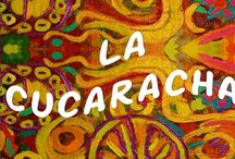 """La Cucaracha / Gift an ebook instead of sending a card!  Great for birthdays, holidays, and just when you want to send a special """"Hi.""""  Just $1.49--less than most cards and more cool!    La Cucaracha by Kathryn V. White available on Amazon.com. Learn more at www.kathrynVwhite.com"""